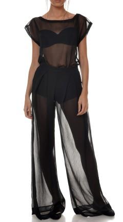 pantaloni BLACK