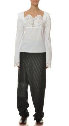 pantaloni VALENTINA