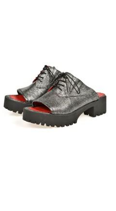 pantofi CHARLI metal