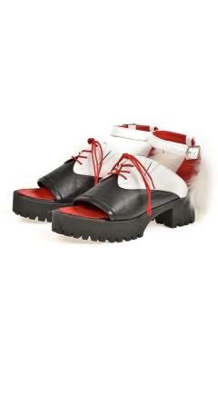 pantofi CHARLIS white